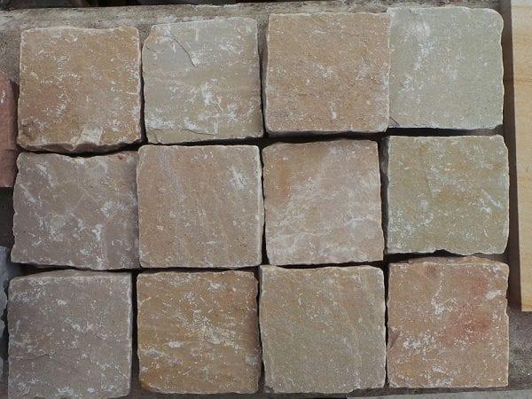 Sandstone setts rippon buff