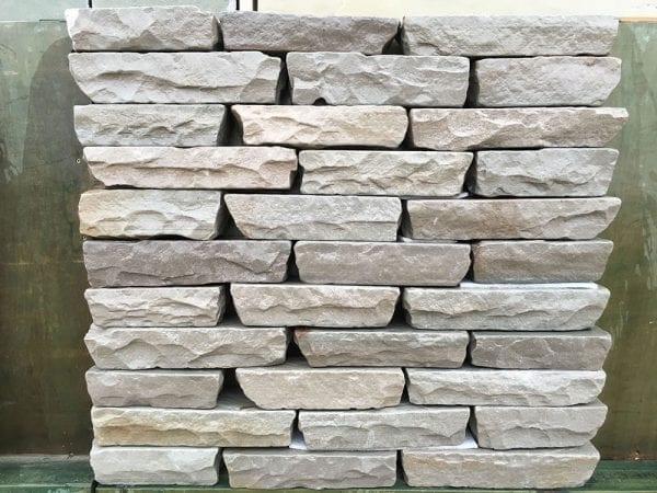 Sandstone walling kandla grey