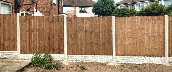 featheredge 3rd photo on 6ft