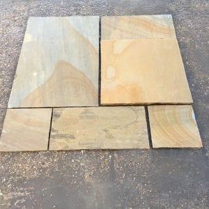 indian sandstone rippon buff