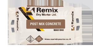 Remix Post Mix Concrete